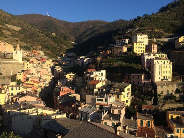 Vista monti (in un pomeriggio di gennaio!)