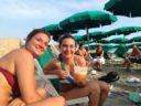 Aperitivo in spiaggia a Monterosso