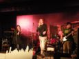 I Makadam Zena, vincitori del primo premio nella categoria gruppi col brano «U barban»