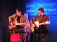I nuovi disertori: la band, per la prima volta al festival, si è classificata al terzo posto nella categoria gruppi